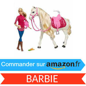 Barbie Noël 2017