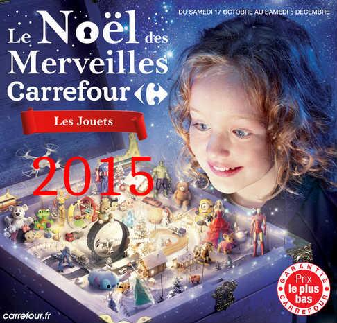Carrefour catalogue Noël 2015 carrefour noel