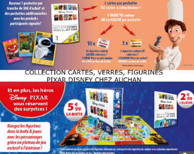 figurine disney auchan. Black Bedroom Furniture Sets. Home Design Ideas