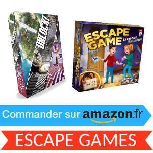 Escape Game Noël 2017