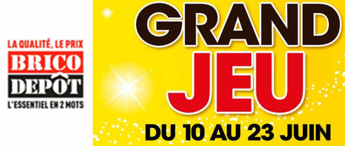 Grand jeu brico gagnant - Bon de reduction brico prive ...