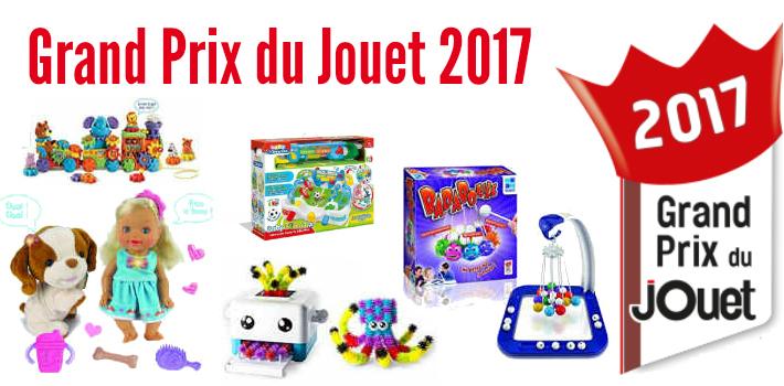 grand prix du jouet 2017 les meilleurs jouets pour no l selon la revue du jouet. Black Bedroom Furniture Sets. Home Design Ideas