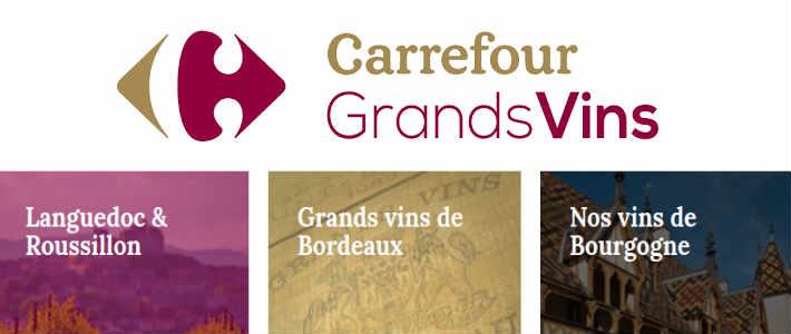 Grandsvins.carrefour.fr - Carrefour GrandsVins