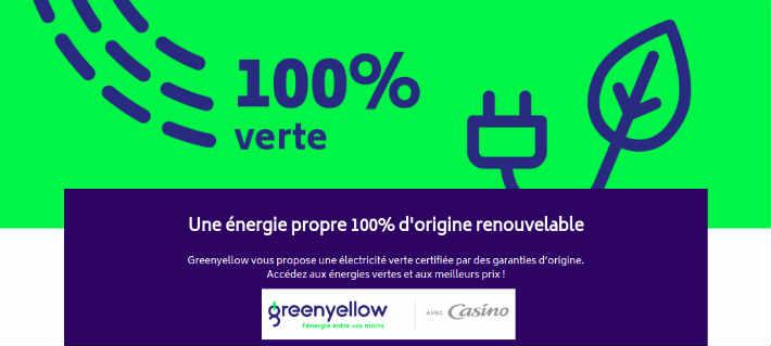 www.greenyellow-energie.fr - Energie verte Casino Greenyellow