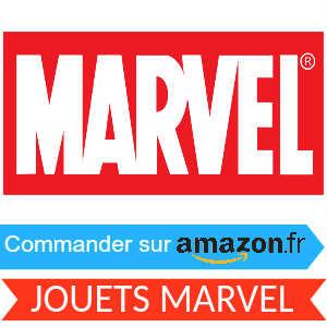 Jouets Marvel Noël 2017