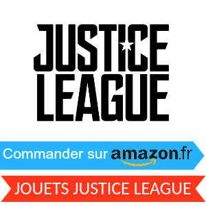 Meilleur jouet Justice League Noël