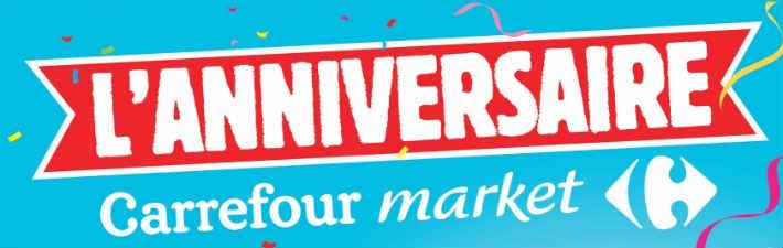 Anniversaire Carrefour Market grand jeu Carrefour.fr