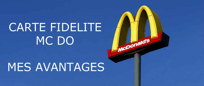 programme fid lit mes avantage mcdonalds carte r duction mcdo. Black Bedroom Furniture Sets. Home Design Ideas
